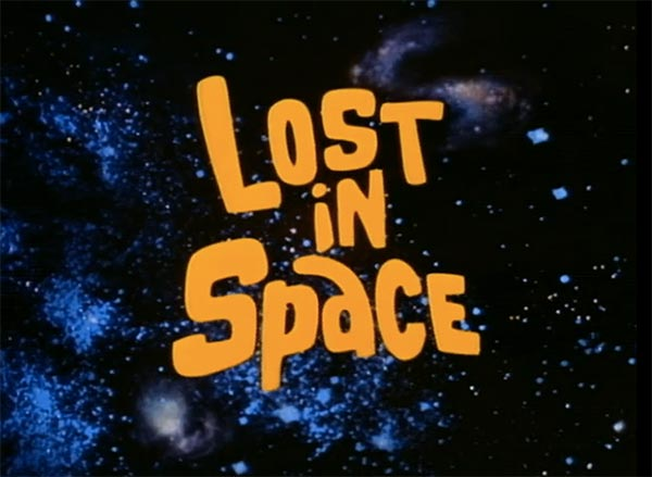 Logo Lost In Space