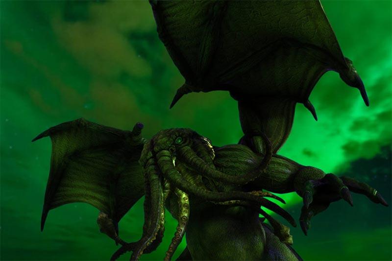 Cthulhu-Mythos: Legendary TV macht Fernsehserie