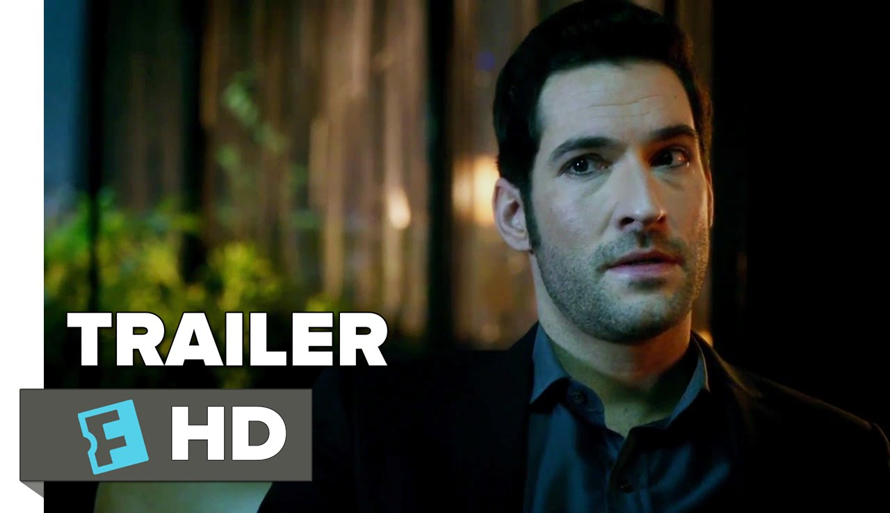 LUCIFER Season 2 Comic Con Trailer