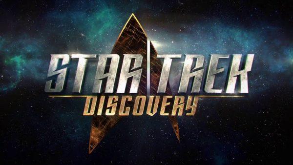 Logo STAR TREK DISCOVERY