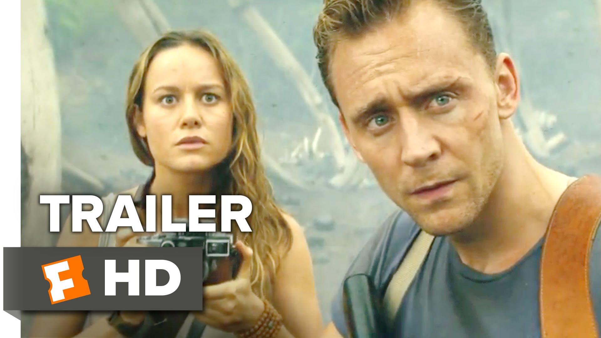 Trailer – KONG: SKULL ISLAND