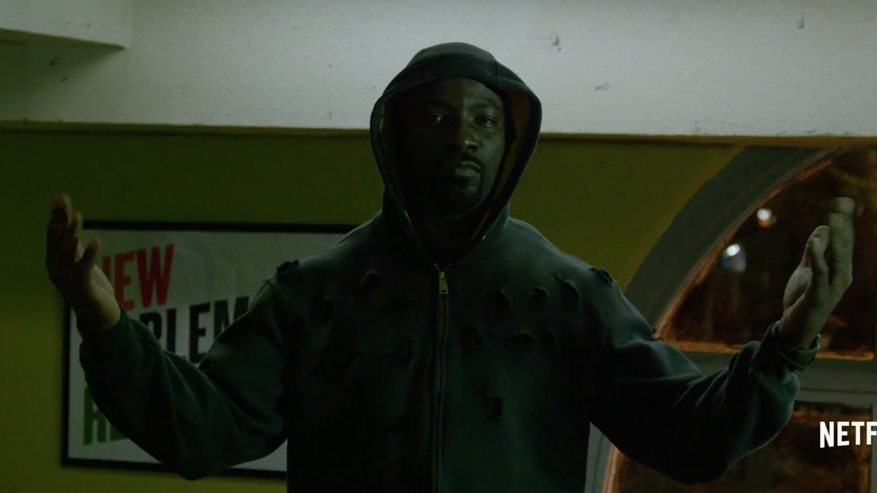 Trailer: Marvels LUKE CAGE
