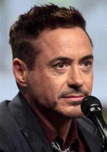 Robert Downey jr. 2014