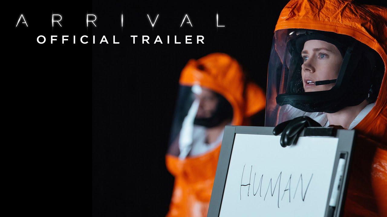 Vollständiger Trailer: ARRIVAL