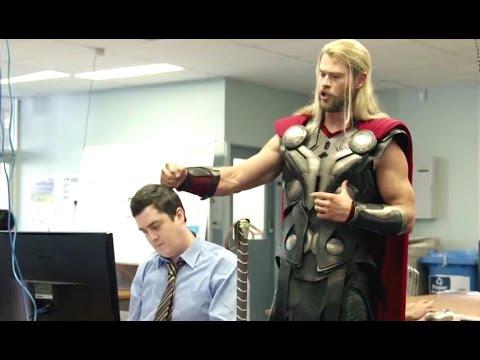 Was hat Thor eigentlich während CAPTAIN AMERICA: CIVIL WAR gemacht?