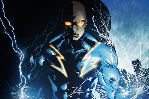 DCs BLACK LIGHTNING wird zur Fernsehserie