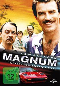 Cover Magnum DVD