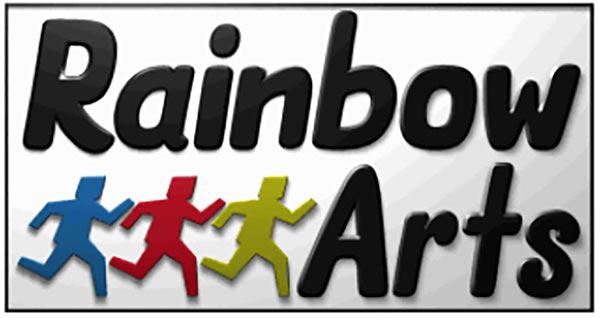Logo Rainbow Arts