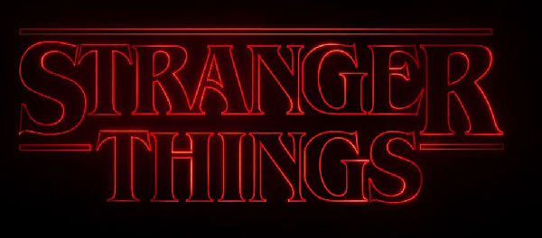 Logo Stranger Things
