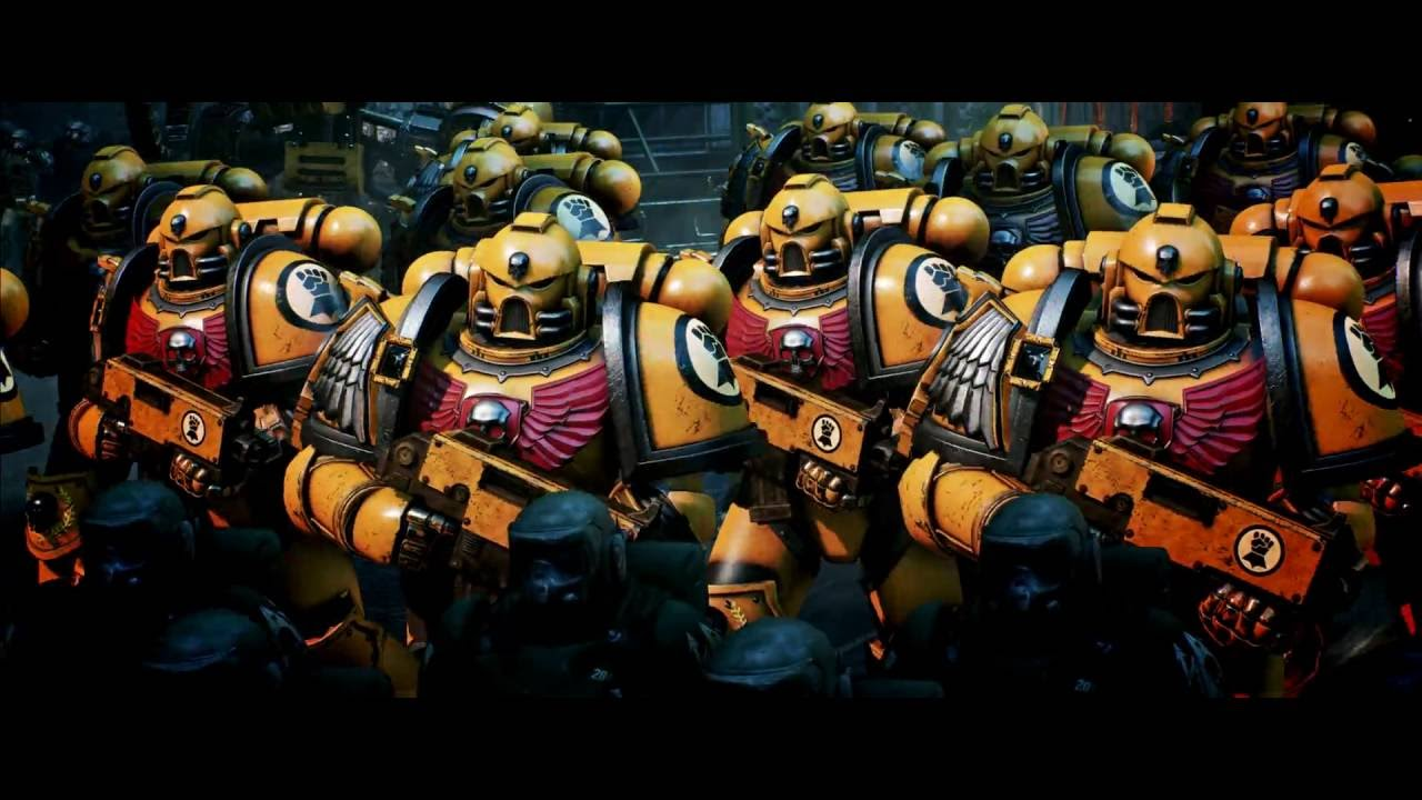Kurzfilm: WARHAMMER 40k – THE LORD INQUISITOR – PROLOGUE