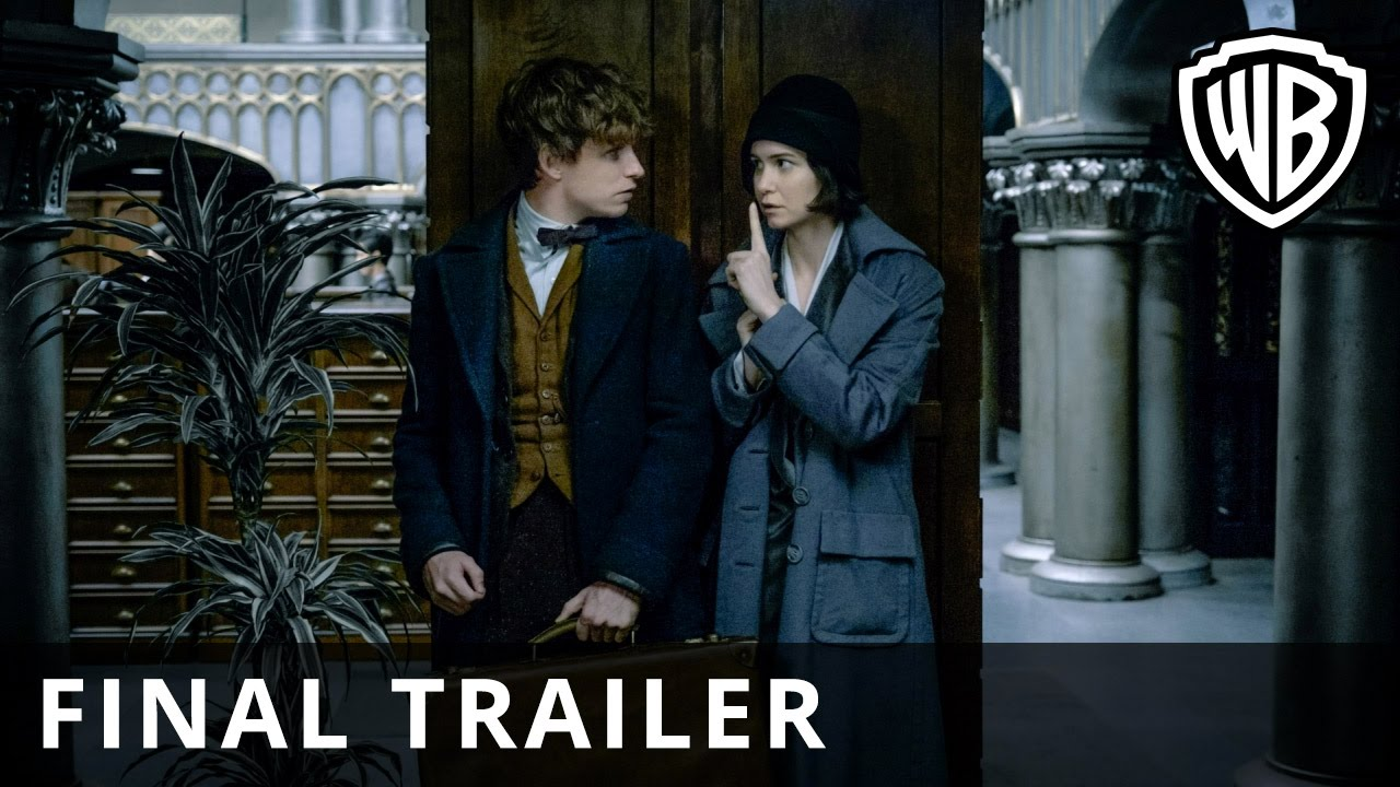 Letzter Trailer: FANTASTIC BEASTS AND WHERE TO FIND THEM