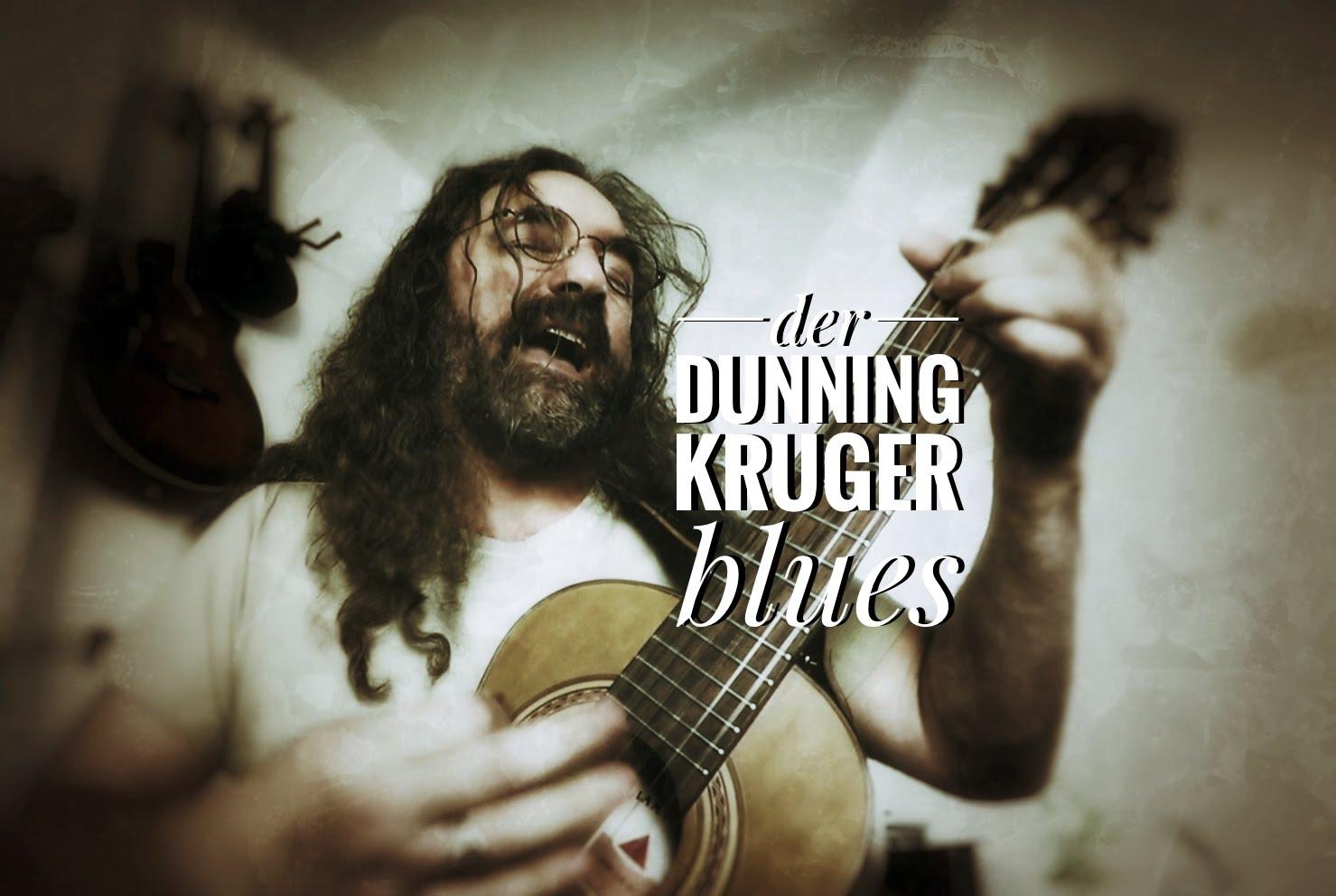 Tommy Krappweis: Der Dunning-Kruger-Blues