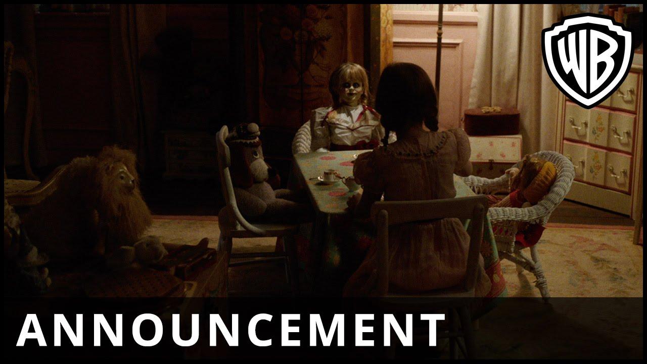 Trailer: ANNABELLE 2