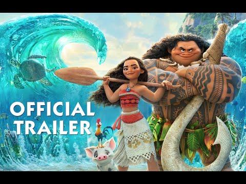Trailer: Disneys MOANA
