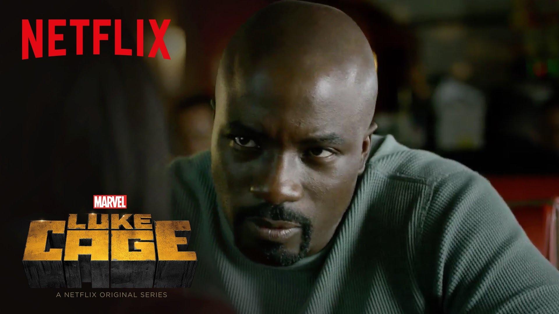 Trailer: LUKE CAGE