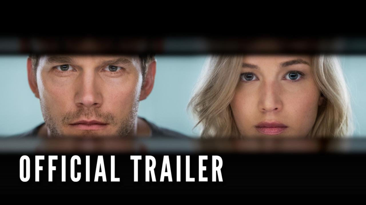 Wow! Trailer: PASSENGERS mit Chris Pratt und Jennifer Lawrence