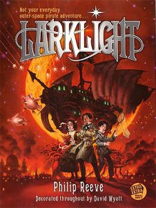 Cover Larklight