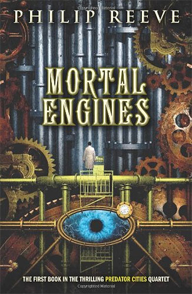 Peter Jacksons nächstes Projekt: MORTAL ENGINES