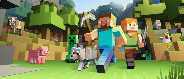Minecraft-Promo