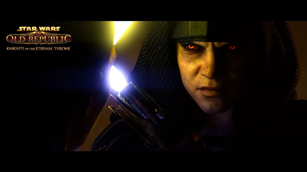 Trailer: STAR WARS – THE OLD REPUBLIC – KNIGHTS OF THE ETERNAL THRONE