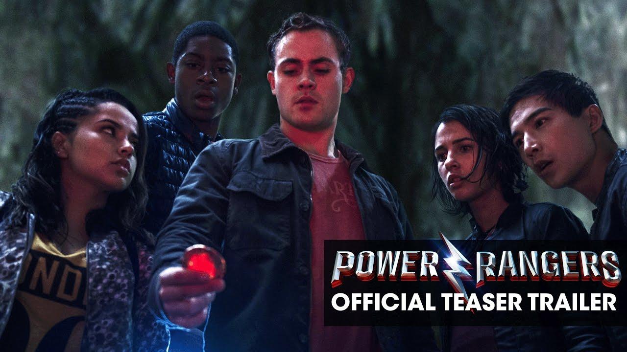 Überraschend gut … Teaser: POWER RANGERS