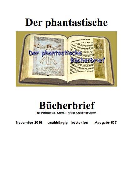 DER PHANTASTISCHE BÜCHERBRIEF 637
