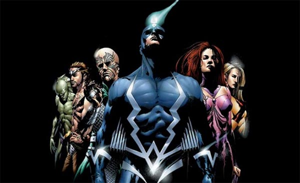 Marvels INHUMANS: Vom Film zur Serie