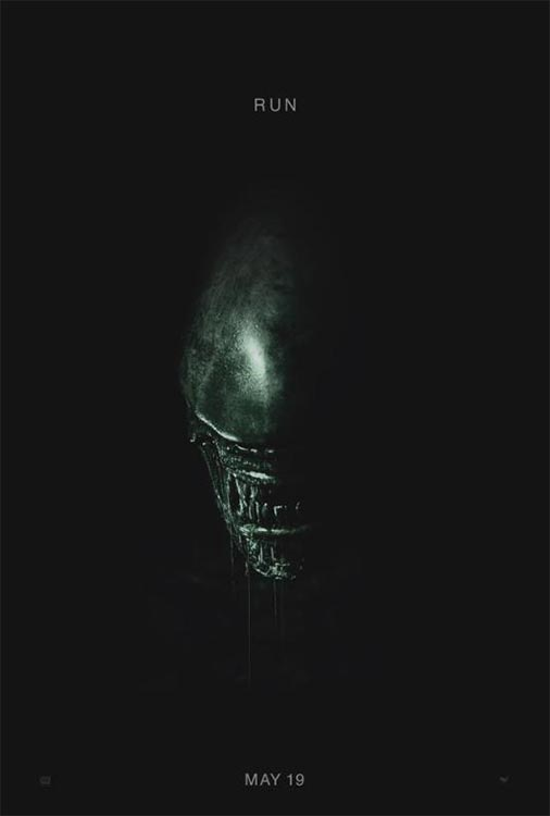 Poster zu ALIEN: COVENANT