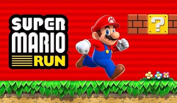 Nintendos Klempner hüpft auf iOS: SUPER MARIORUN