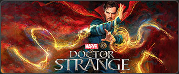 DOCTOR STRANGE und wie ich ihnsah