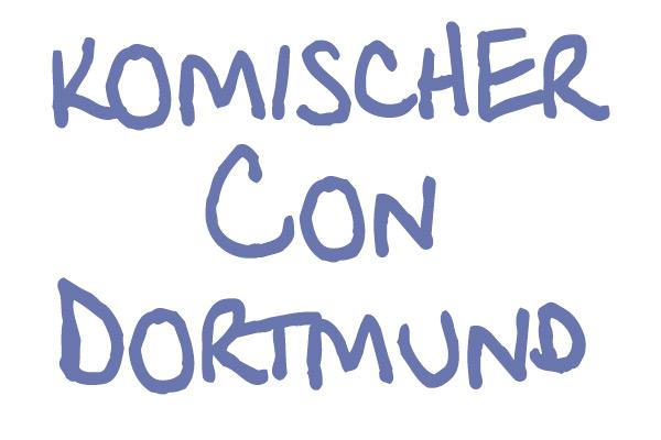 Keine Berichterstattung von dem komischen Con in Dortmund