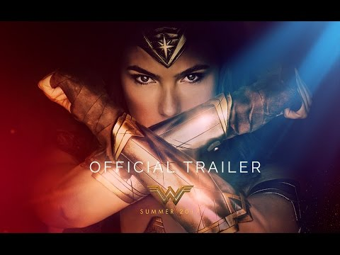 Offizieller Trailer: WONDER WOMAN