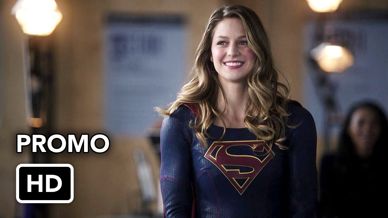 SUPERGIRL, ARROW, FLASH, LEGENDS OF TOMORROW-Crossover INVASION Promos