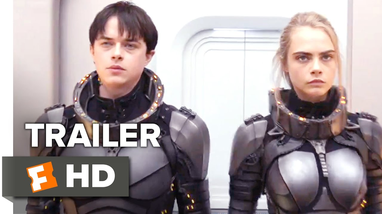 Teaser: VALERIAN AND THE CITY OF A THOUSAND PLANETS