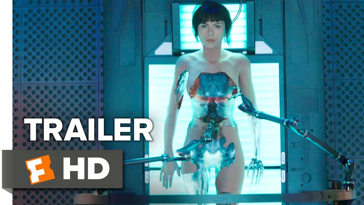 Trailer: GHOST IN THESHELL