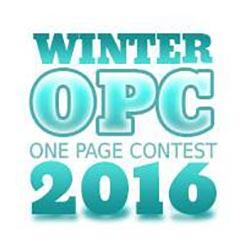 »Winter One Page Contest« bei Würfelheld und Greifenklaue