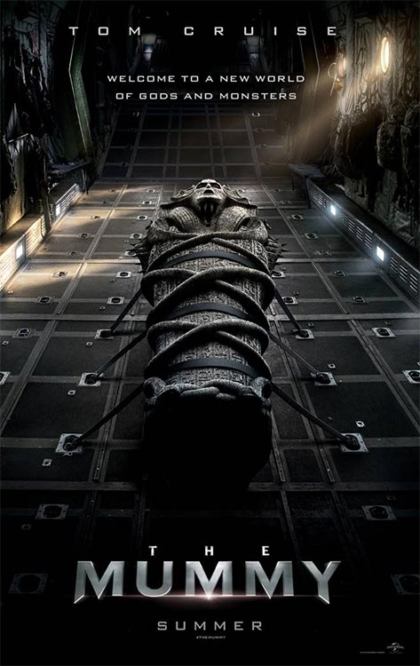 Poster: THE MUMMY