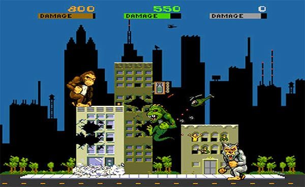 Screenshot Rampage