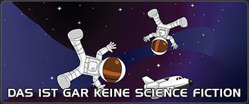 Das ist ja gar keine Science Fiction! – Ein Kommentar