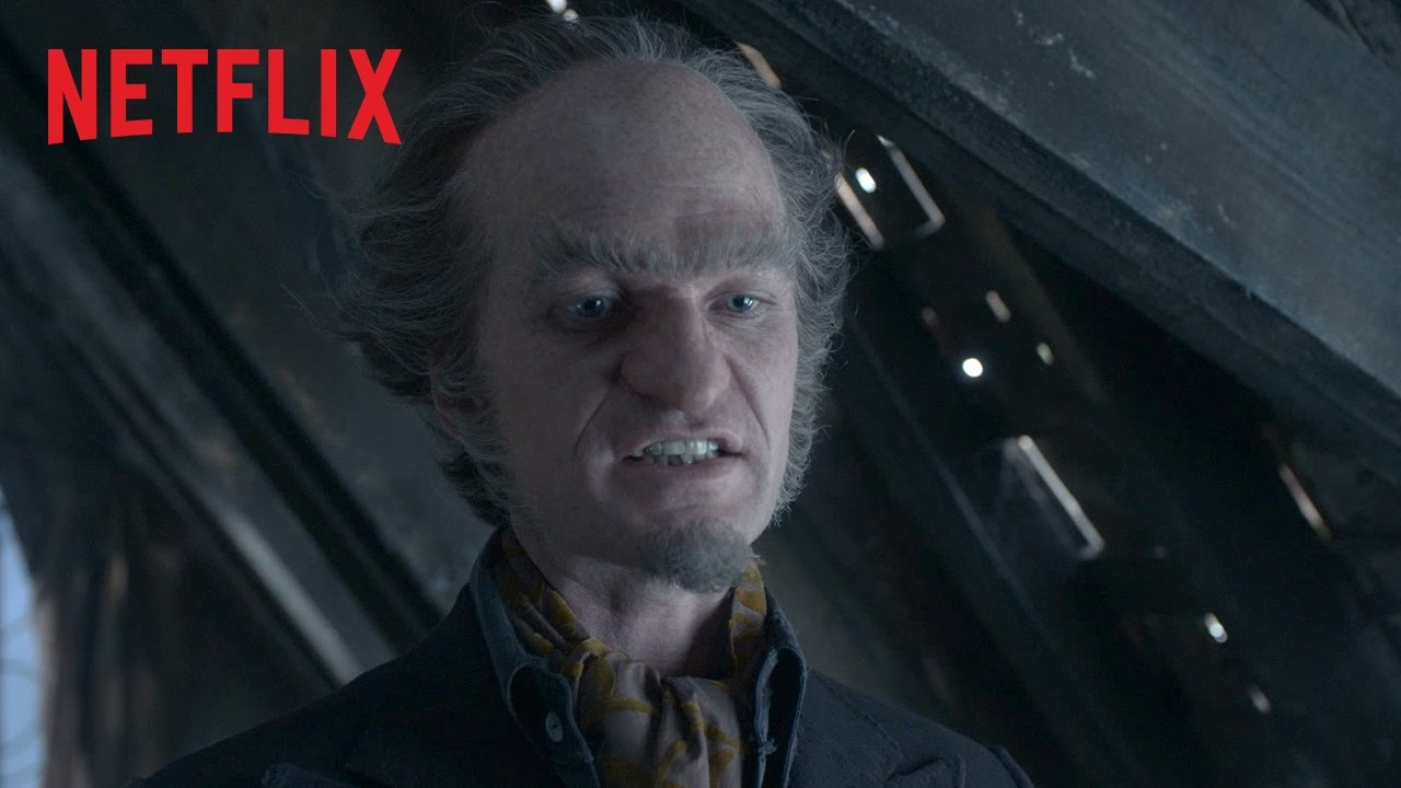 Noch'n Trailer: Netflix' A SERIES OF UNFORTUNATE EVENTS