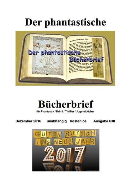 DER PHANTASTISCHE BÜCHERBRIEF 638