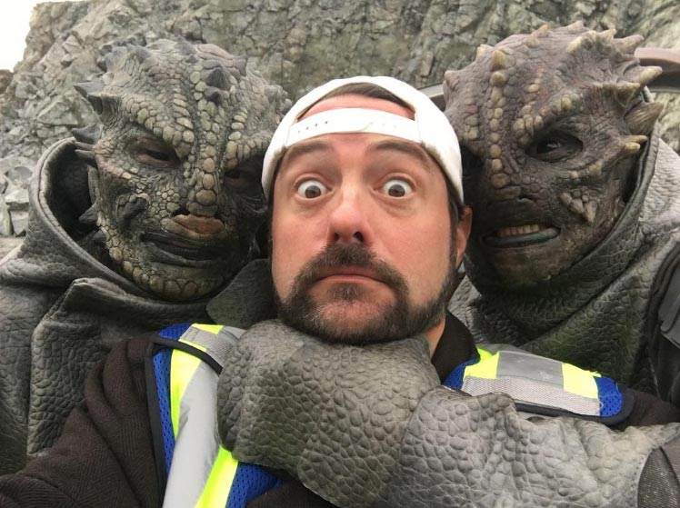 SUPERGIRL: Kevin Smith und die Aliens