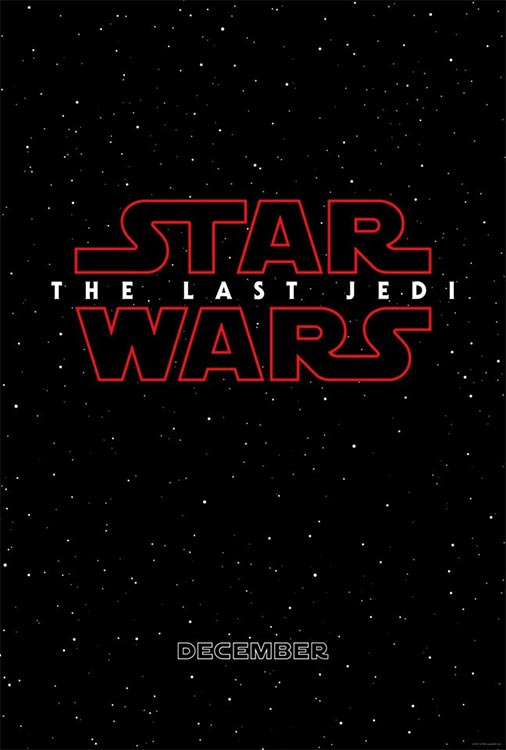 STAR WARS Episode VIII hat einen Titel: THE LAST JEDI