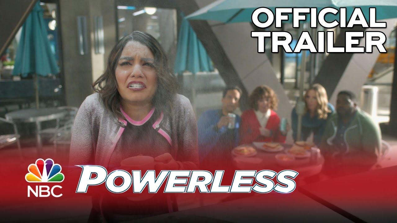 Extended Trailer: POWERLESS