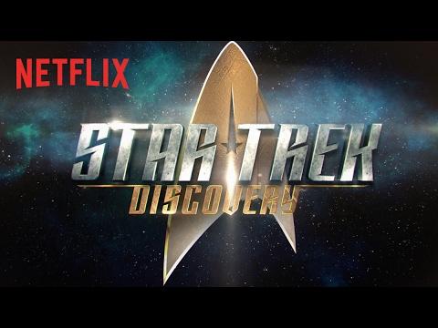 Netflix STAR TREK DISCOVERY Teaser