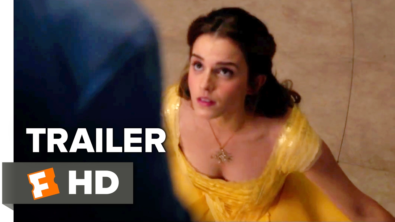 Neuer Trailer: BEAUTY AND THE BEAST