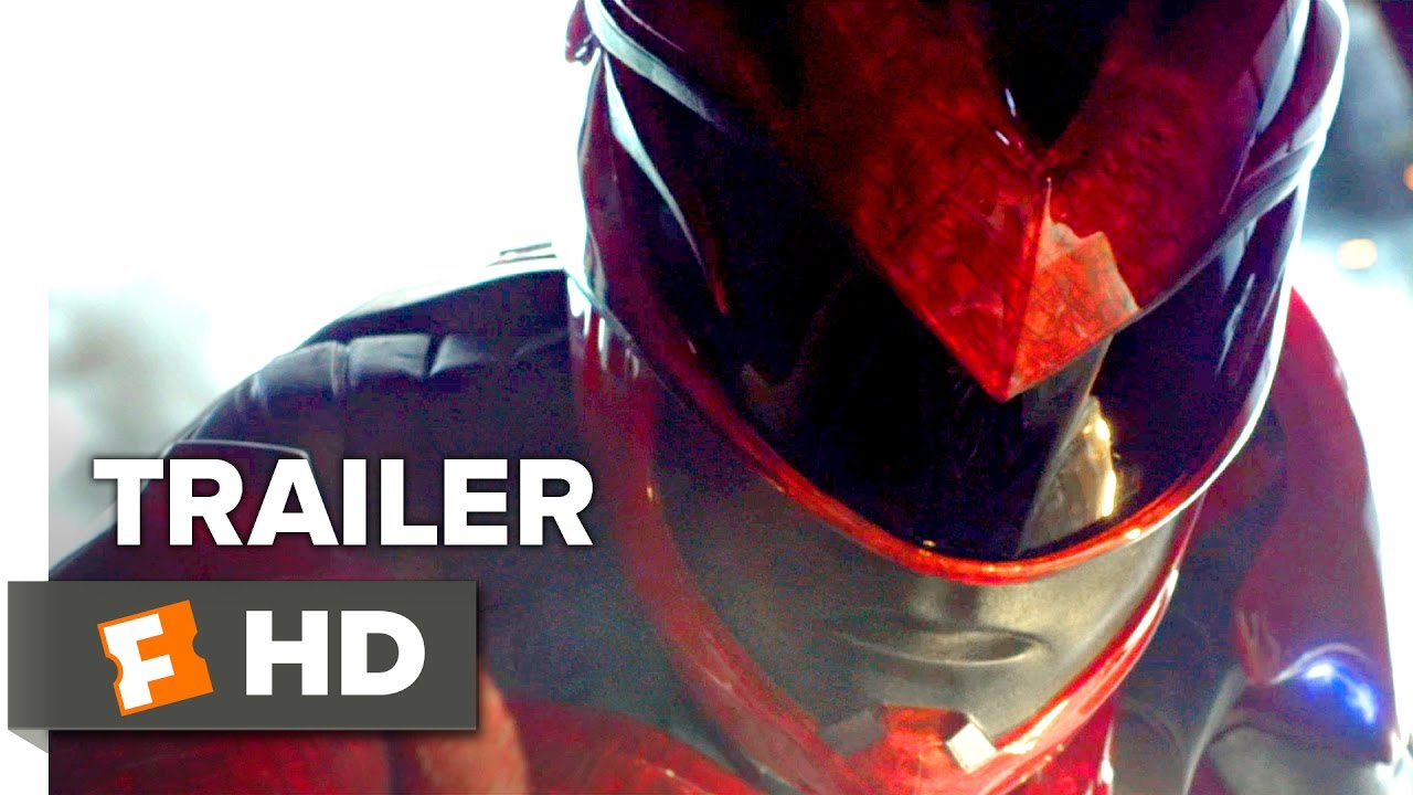 Neuer Trailer: POWER RANGERS