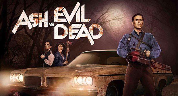 ASH VS. EVIL DEAD: Dritte Staffel