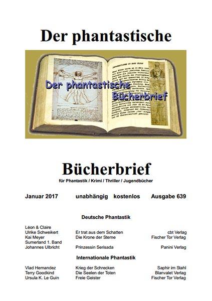 DER PHANTASTISCHE BÜCHERBRIEF 639