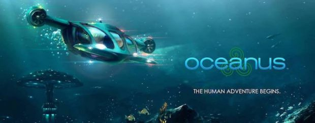 Science Fiction von Future Dude Entertainment: OCEANUS